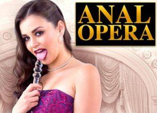 Allie Haze In Anal Opera