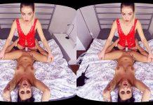 Samantha Joons & Gabrielle Gucci Domination VR Porn