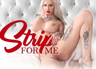 Strip For Me VR Porn