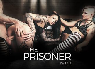The Prisoner part 2 VR Porn