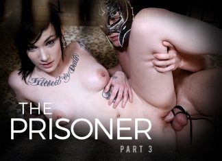 The Prisoner Part 3 VR Porn