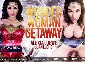 Wonder woman getaway