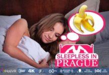 Sleepless in Prague