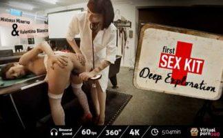 First-Sex Kit: Deep Exploration