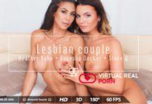 Lesbian couple