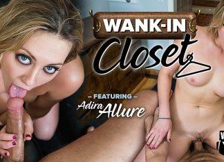 Wank-In Closet