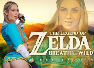 Zelda: Breath OF The Wild A XXX Parody