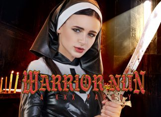 Warrior Nun A XXX Parody