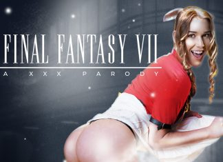 Final Fantasy: Aerith Gainsborough A XXX Parody