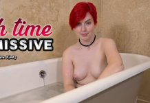 Bath time Submissive
