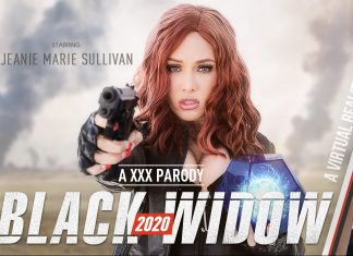 Black Widow 2020 (A XXX Parody)