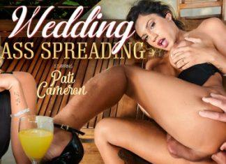 Wedding Ass Spreading